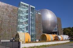 Музей науки города Нагои, Нагоя, Япония стоковая фотография rf