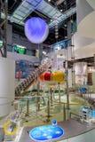 Музей науки города Нагои стоковые изображения