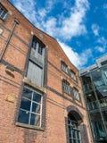 Музей науки и индустрии в Манчестере Стоковые Изображения RF