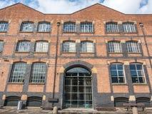 Музей науки и индустрии в Манчестере Стоковая Фотография RF