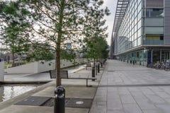 Музей науки мозгового центра Бирмингема Стоковое Изображение RF