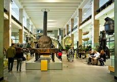 Музей науки стоковое фото
