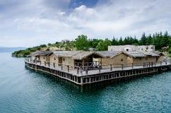 Музей на воде Стоковые Фото