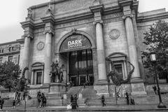 Музей Нью-Йорка Стоковые Изображения
