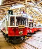 Музей общественного транспорта города, Прага Стоковая Фотография RF