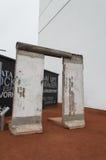 Музей около Берлинской стены стоковые изображения rf