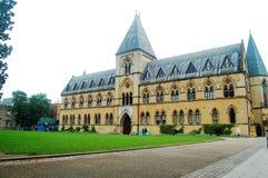 Музей Оксфордского университета естественной истории стоковые фото