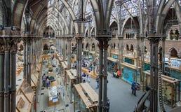 Музей Оксфордского университета естественной истории стоковая фотография