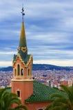 Музей дома Gaudi Стоковая Фотография