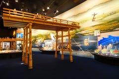 Музей Осака истории Стоковые Фотографии RF