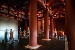Музей Осака истории Стоковое Изображение