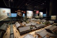 Музей Осака истории Стоковые Изображения RF