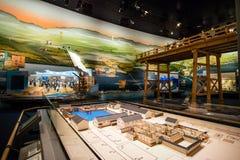 Музей Осака истории Стоковое Фото