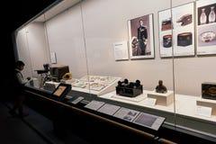 Музей Осака истории Стоковые Изображения