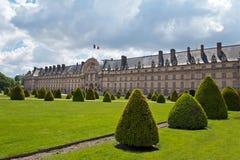 Музей Париж Les Invalides стоковые изображения rf