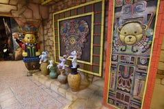 Музей Паттайя плюшевого медвежонка Стоковые Изображения