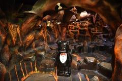 Музей Паттайя плюшевого медвежонка Стоковые Фото