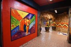 Музей Паттайя плюшевого медвежонка Стоковые Фотографии RF