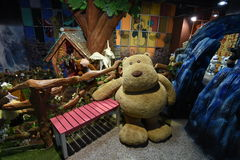 Музей Паттайя плюшевого медвежонка Стоковая Фотография