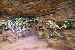 Музей Паттайя плюшевого медвежонка Стоковая Фотография RF