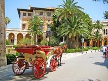 Музей Палау Museu -го март, Palma de Majorca Стоковые Фото