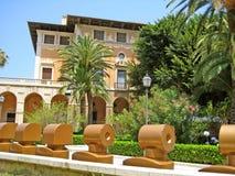Музей Палау Museu -го март, Palma de Majorca Стоковая Фотография RF