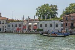 Музей Пегги Guggenheim, Венеция, Италия Стоковые Фото