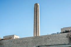Музей Первой Мировой Войны свободы мемориальный национальный Стоковые Изображения RF