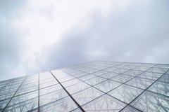 Музей пирамиды жалюзи стоковое фото