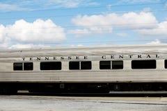 Музей поезда Стоковое Изображение RF