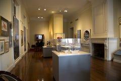 Музей положения Луизианы посещения людей в Новом Орлеане стоковые изображения rf