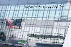 Музей Порше Стоковое Фото