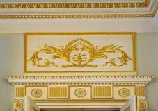 музей потолка Стоковая Фотография