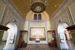 Музей положения исторический, Москва, Россия Стоковое Изображение