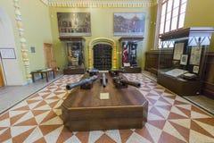 Музей положения исторический, Москва, Россия Стоковые Изображения