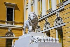 Музей положения русский, Санкт-Петербург, Россия Стоковое Изображение RF
