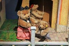 Музей плюшевого медвежонка Кореи Сеула Стоковое Изображение