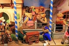 Музей плюшевого медвежонка Кореи Сеула Стоковая Фотография