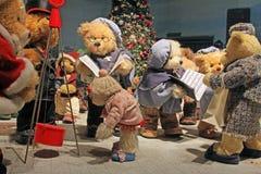 Музей плюшевого медвежонка Кореи Сеула Стоковое фото RF