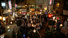 Музей рамэнов Голень-Иокогама стоковое изображение rf