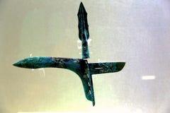 Музей ратников терракоты в городе Xian стоковое фото rf