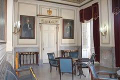 Музей революции внутрь Стоковые Фото