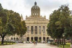 Музей революции Гаваны стоковая фотография rf