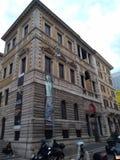 Музей Рима в красивом здании renesens стоковое фото