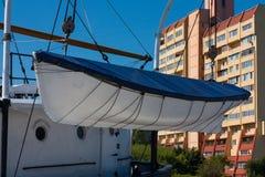 Музей рыбацкой лодки Стоковое Изображение