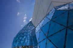 Музей Санкт-Петербург Сальвадора DalÃ, Флорида, Соединенные Штаты Стоковое Фото