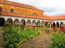 Музей сахарного тростника расположенный в Cali, выставках культура и образ жизни связал с культивированием того завода, Колумбии Стоковое Изображение RF