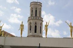 Музей Сальвадора Dali в Figueras Стоковое Изображение RF