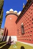 Музей Сальвадор Dali Стоковое Изображение