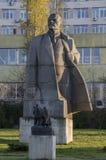 Музей социалистического города Болгарии Софии искусства стоковая фотография